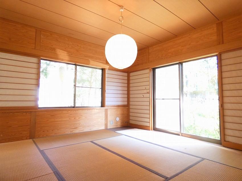 軽井沢和室