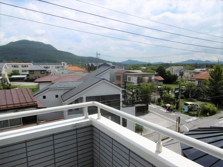 中軽井沢 離山