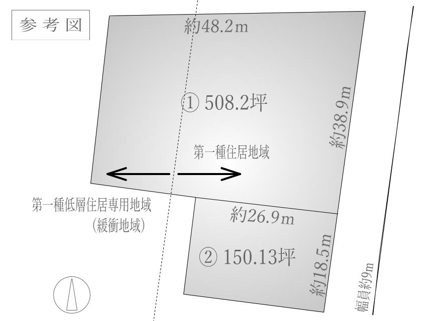 軽井沢 参考図