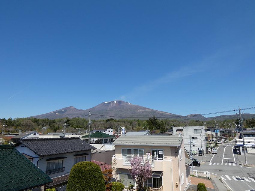 中軽井沢 浅間山
