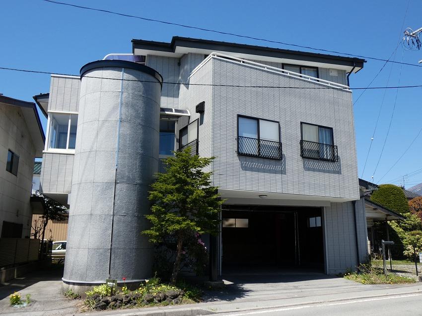 中軽井沢 3階建て