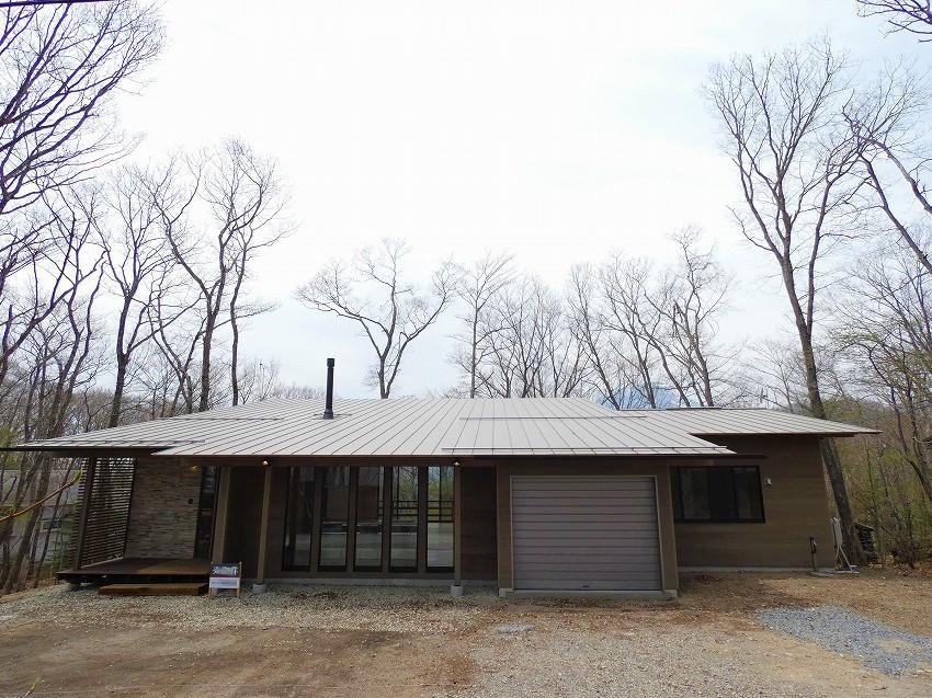 旧軽井沢 三笠パーク 別荘
