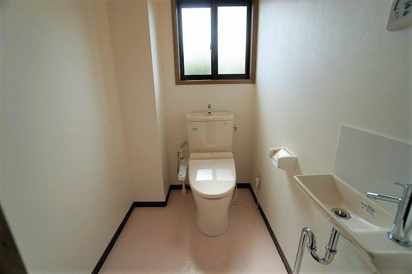 中軽井沢 トイレ