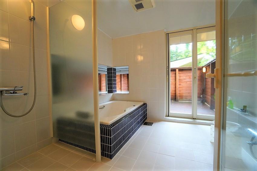 南軽井沢 浴室