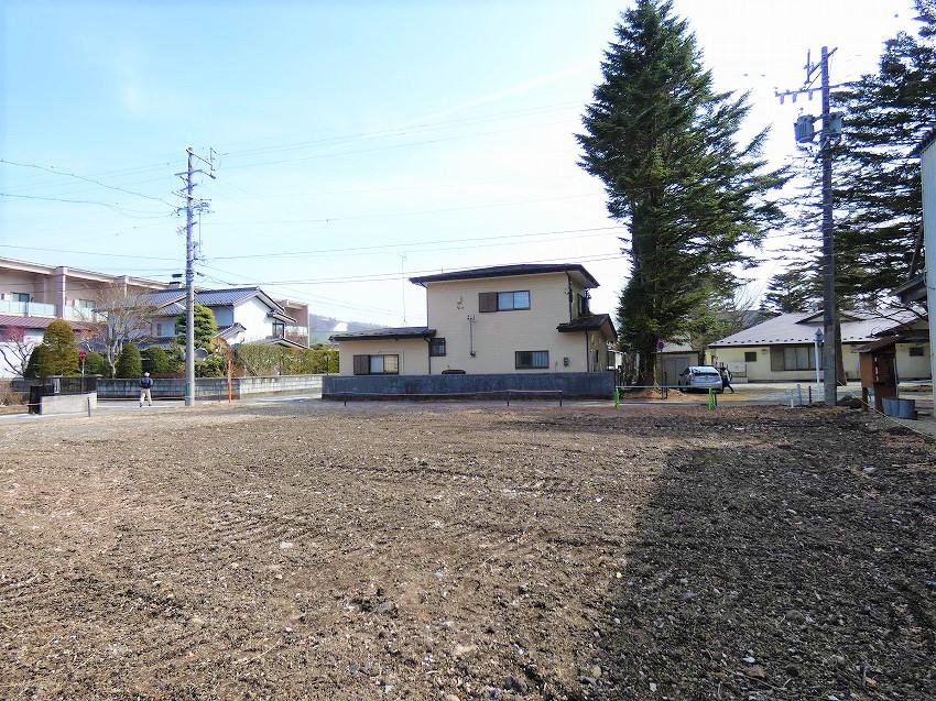 新軽井沢売地
