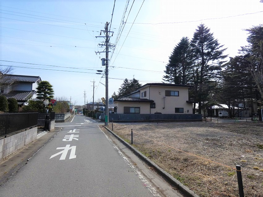 軽井沢駅徒歩圏 売地